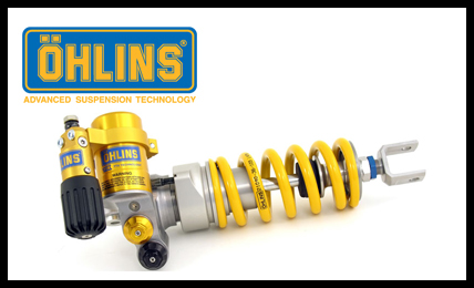 producten ohlins shock